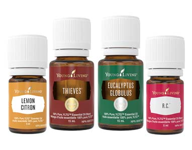 ÄtherischeÖle YoungLiving EssentiolOils